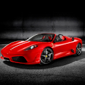 Race Ferrari Live Wallpaper HD icon