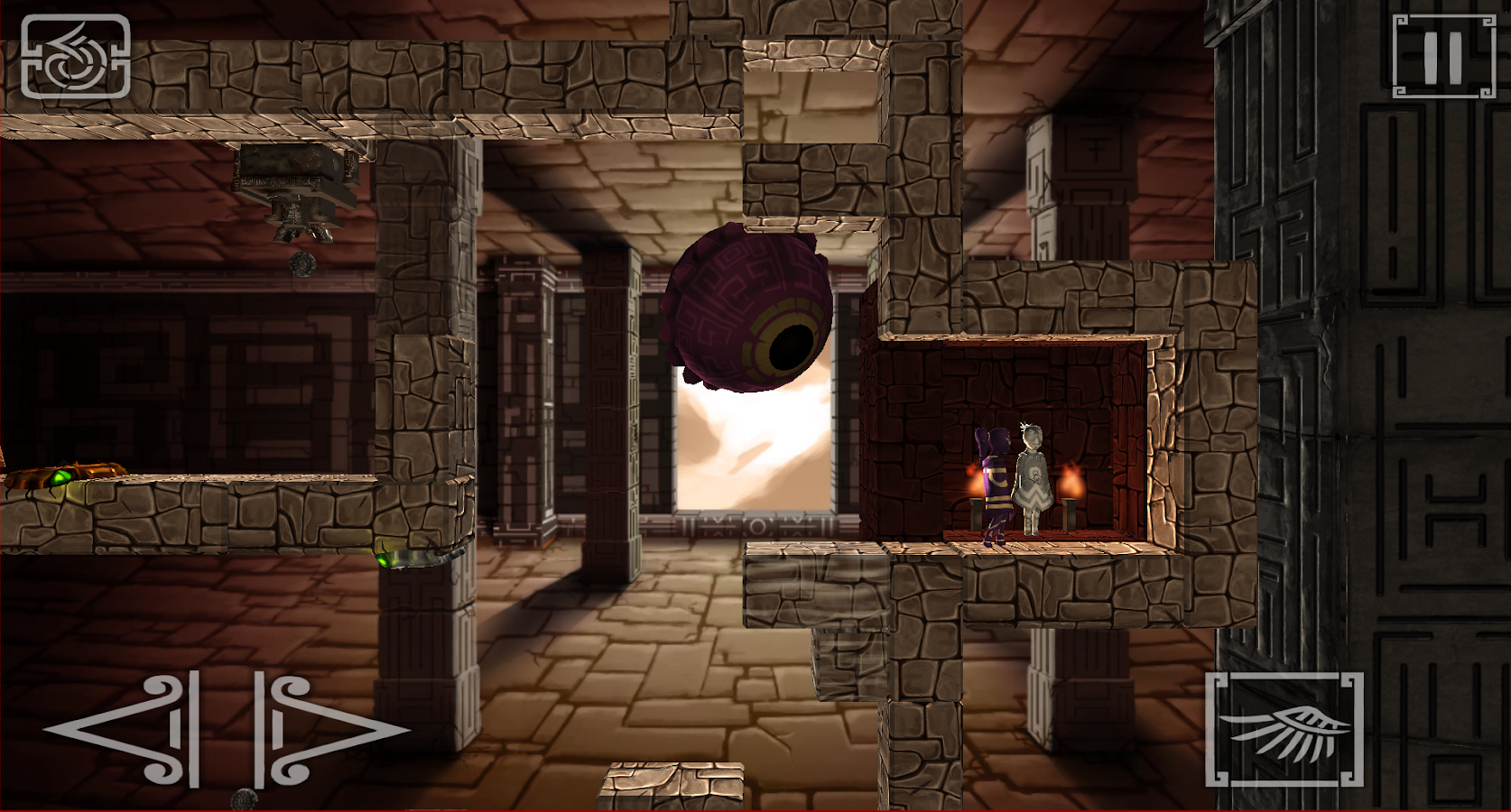 Game Trap- screenshot