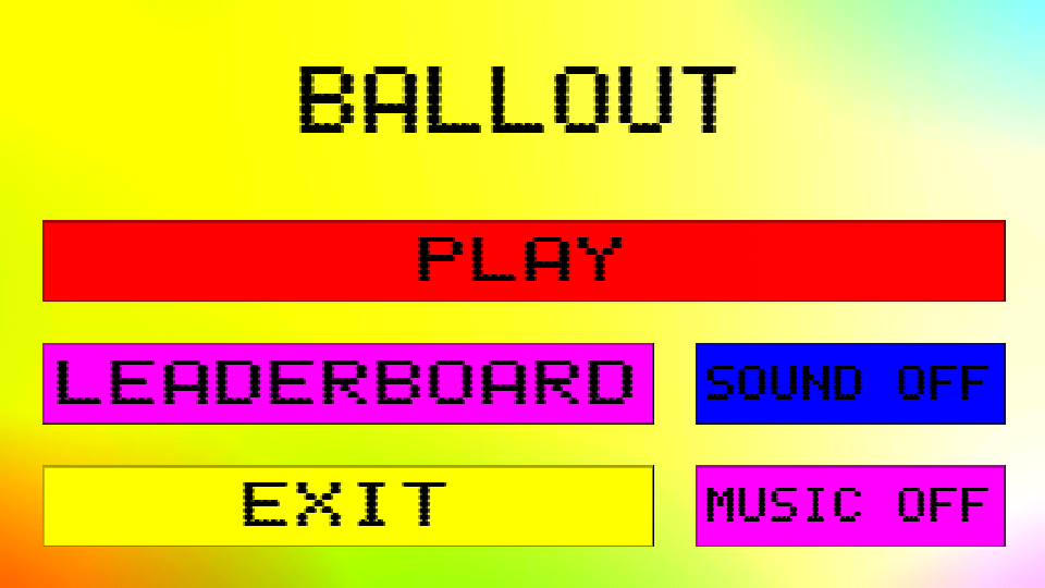 BallOut! - screenshot