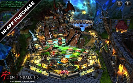 Zen Pinball HD Screenshot 7