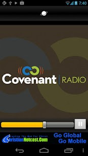 Covenant Radio- screenshot thumbnail
