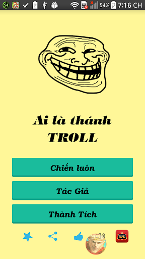Ai La Thanh Troll mien phi