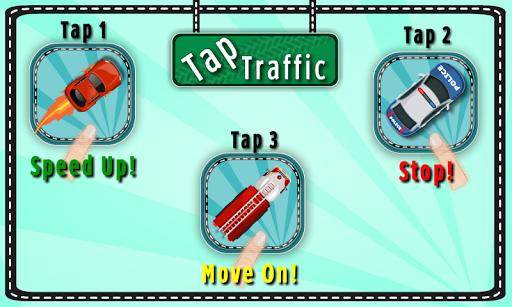 Tap traffic