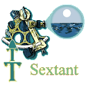 Sextant icon