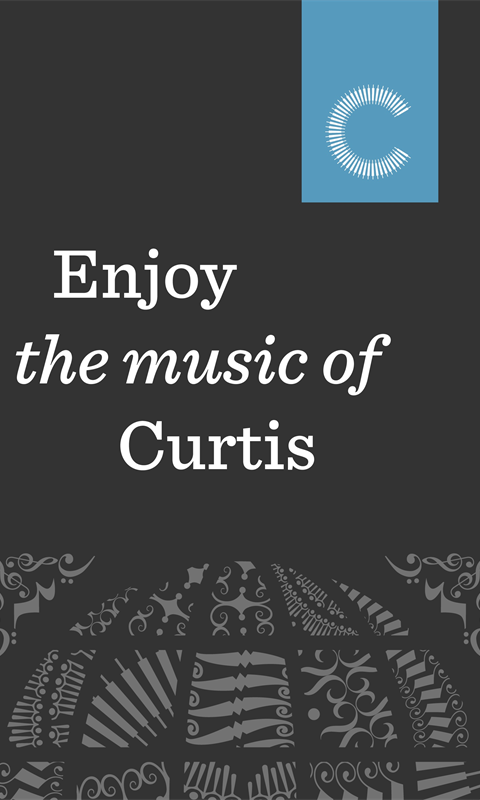 Curtis Institute of Music- screenshot