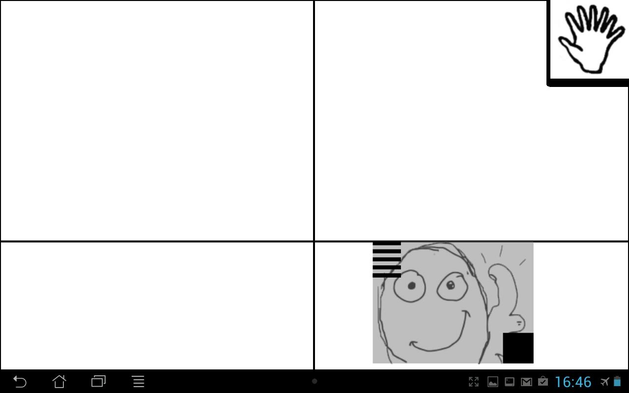 Rage Comic Maker - screenshot