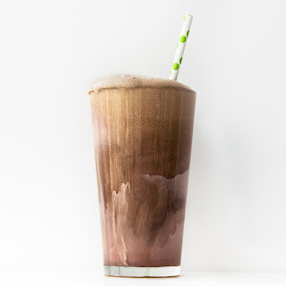 Chocolate Guinness Float.