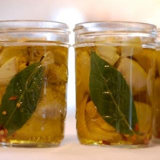 Marinated Artichoke Hearts Recipe