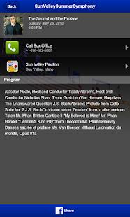 Sun Valley Summer Symphony - screenshot thumbnail