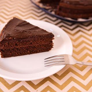A Proper Chocolate Cake
