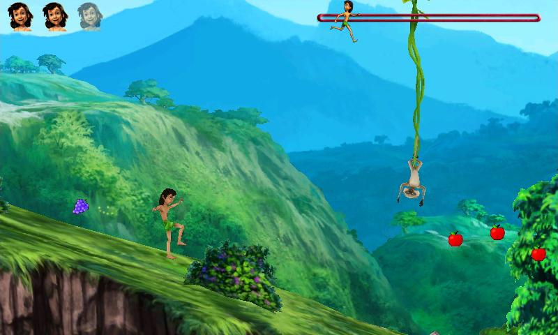 Jungle book-The Great Escape- screenshot