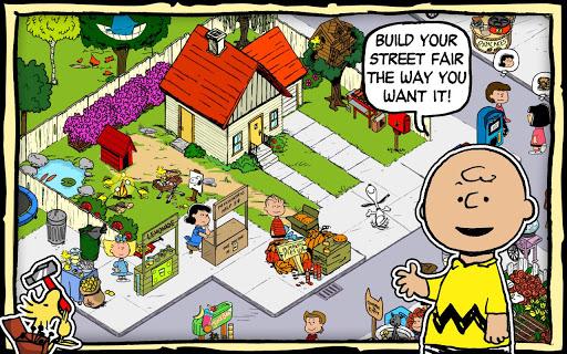 Snoopy's Street Fair v1.0.4 APK