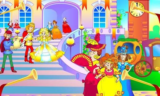玩書籍App|Cinderella Classic Tale Lite免費|APP試玩