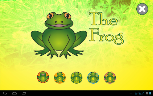 Frog for kids and adults free