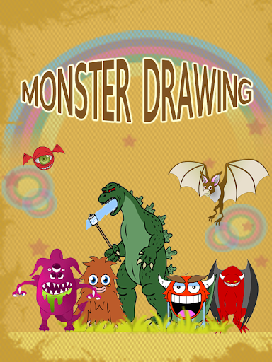 Monster Drawing