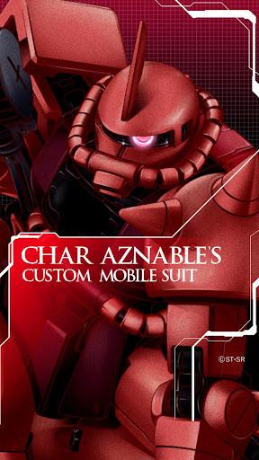 玩免費個人化APP|下載[ガンダム]Char's Custom ZAKUⅡライブ壁紙 app不用錢|硬是要APP