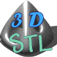 STL View 3D mobile app icon