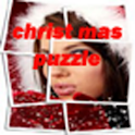 Christmas puzzle game logo