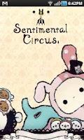 Screenshot of Sentimental Circus Theme1