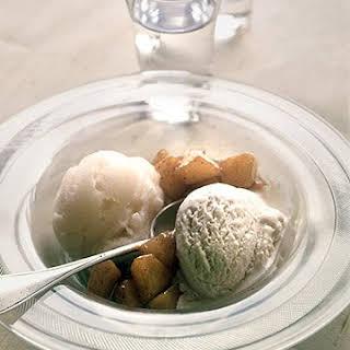 Pear Ice Cream.