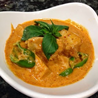 Panang Curry with Chicken