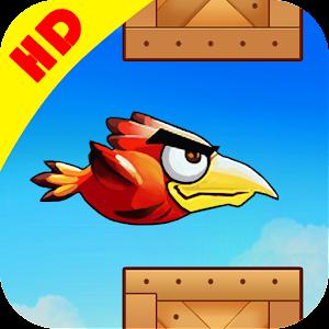 Floppy bird 休閒 LOGO-玩APPs