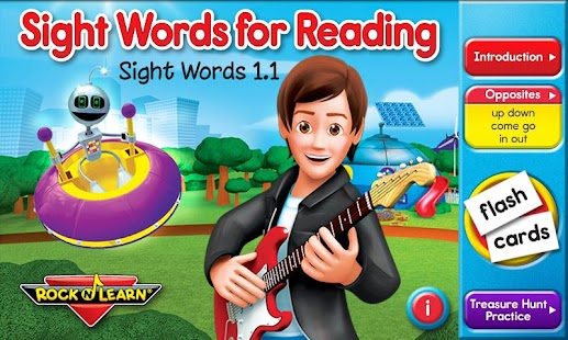 Sight Words for Reading- screenshot thumbnail