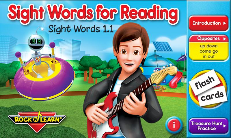 Sight Words for Reading - screenshot