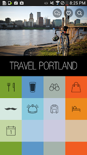Travel Portland- screenshot thumbnail