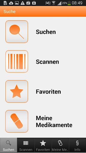 ratiopharm Arzneimittel App