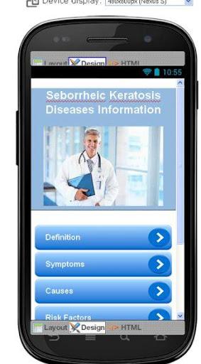 Seborrheic Keratosis Disease