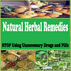 Natural Herbal Remedies icon