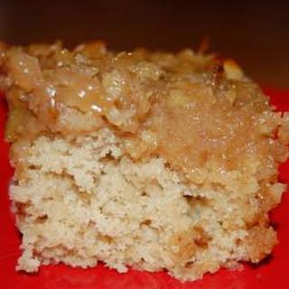 Grandma Snyder's Oatmeal Cake.