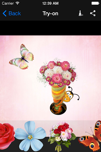 Primerun Flowers make bouquet