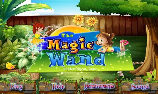 Magic Wand Free Hidden Objects