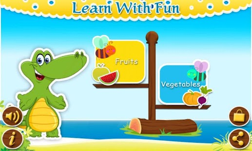 Learn With Fun for Kids- screenshot thumbnail