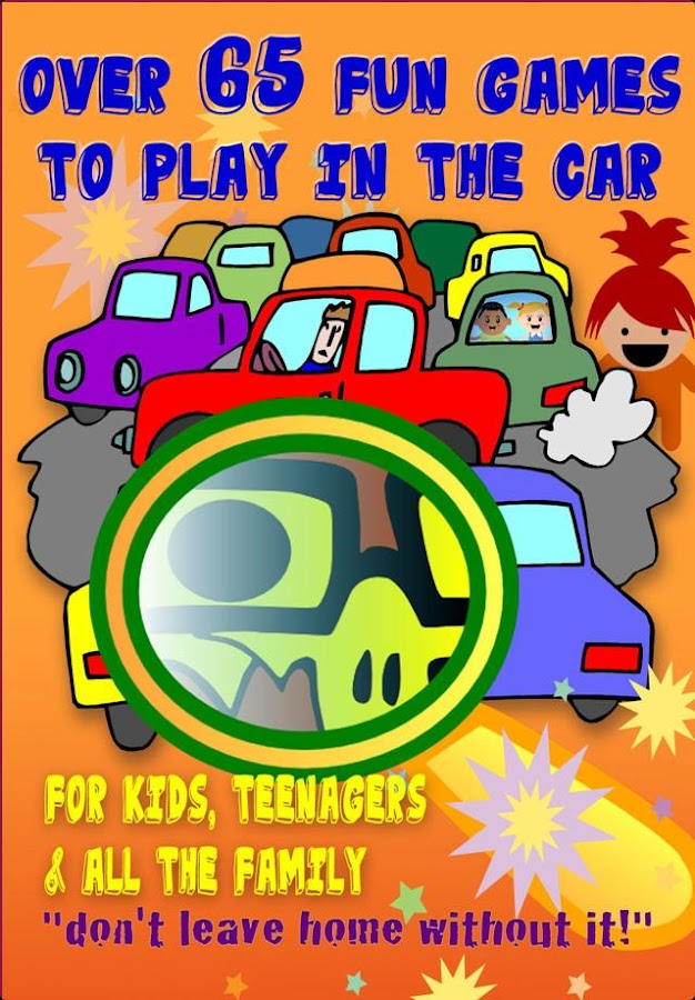 Fun Family Car & Travel Games!- screenshot