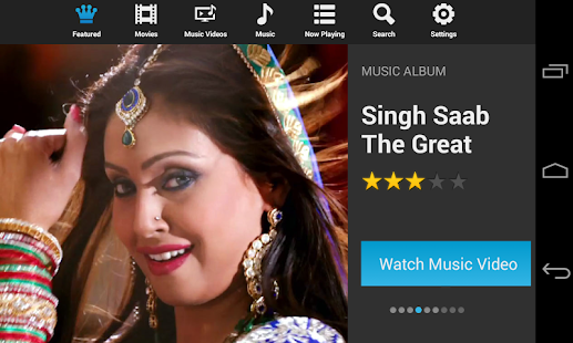 Eros Now: Watch Indian Movies - screenshot thumbnail