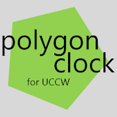 Polygon Clock - UCCW Skin
