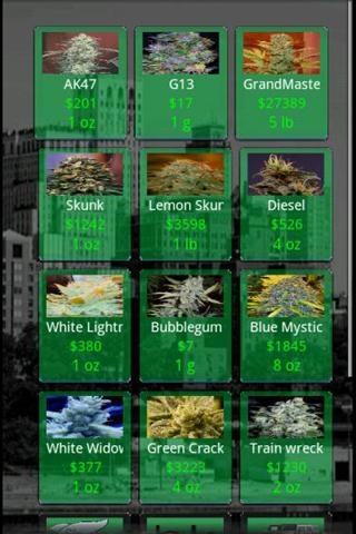 Weed King - screenshot