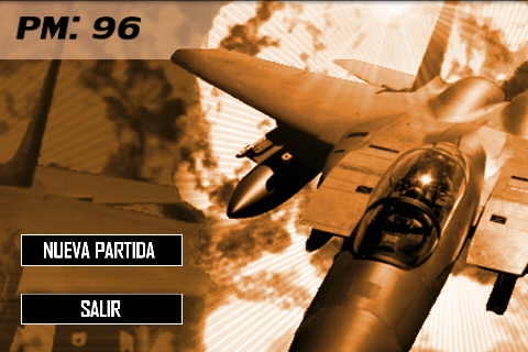 飛機戰爭遊戲