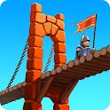 Bridge Constructor Medioevo icon