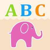 Learn ABC Words: Kids English