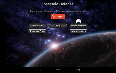 Insectoid Defense- screenshot thumbnail