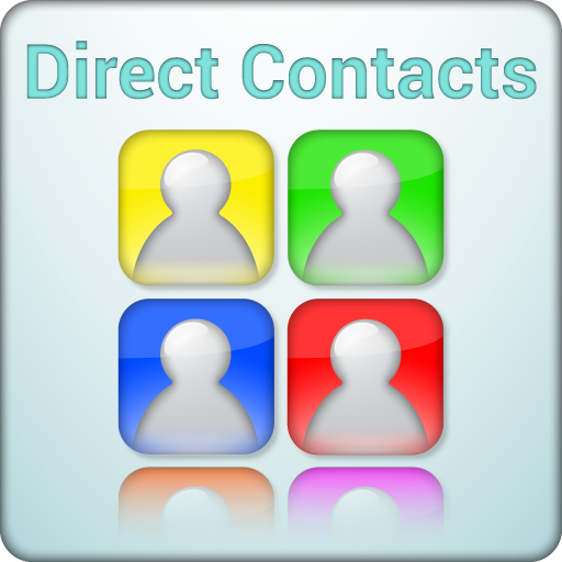 Direct Contacts 工具 App LOGO-APP試玩