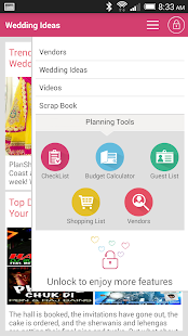 Indian Wedding Planner- screenshot thumbnail