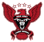 Logo of Army Zero Dark Thirty Double Black IPA