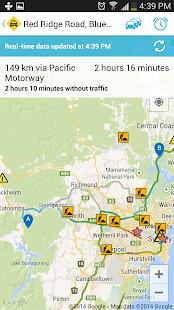 Live Traffic NSW- screenshot thumbnail