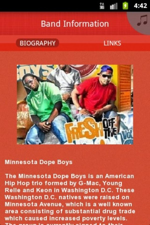 Minnesota Dope Boys - screenshot