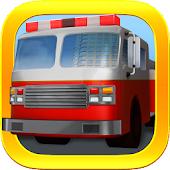 Top Fire Truck 3D Parking